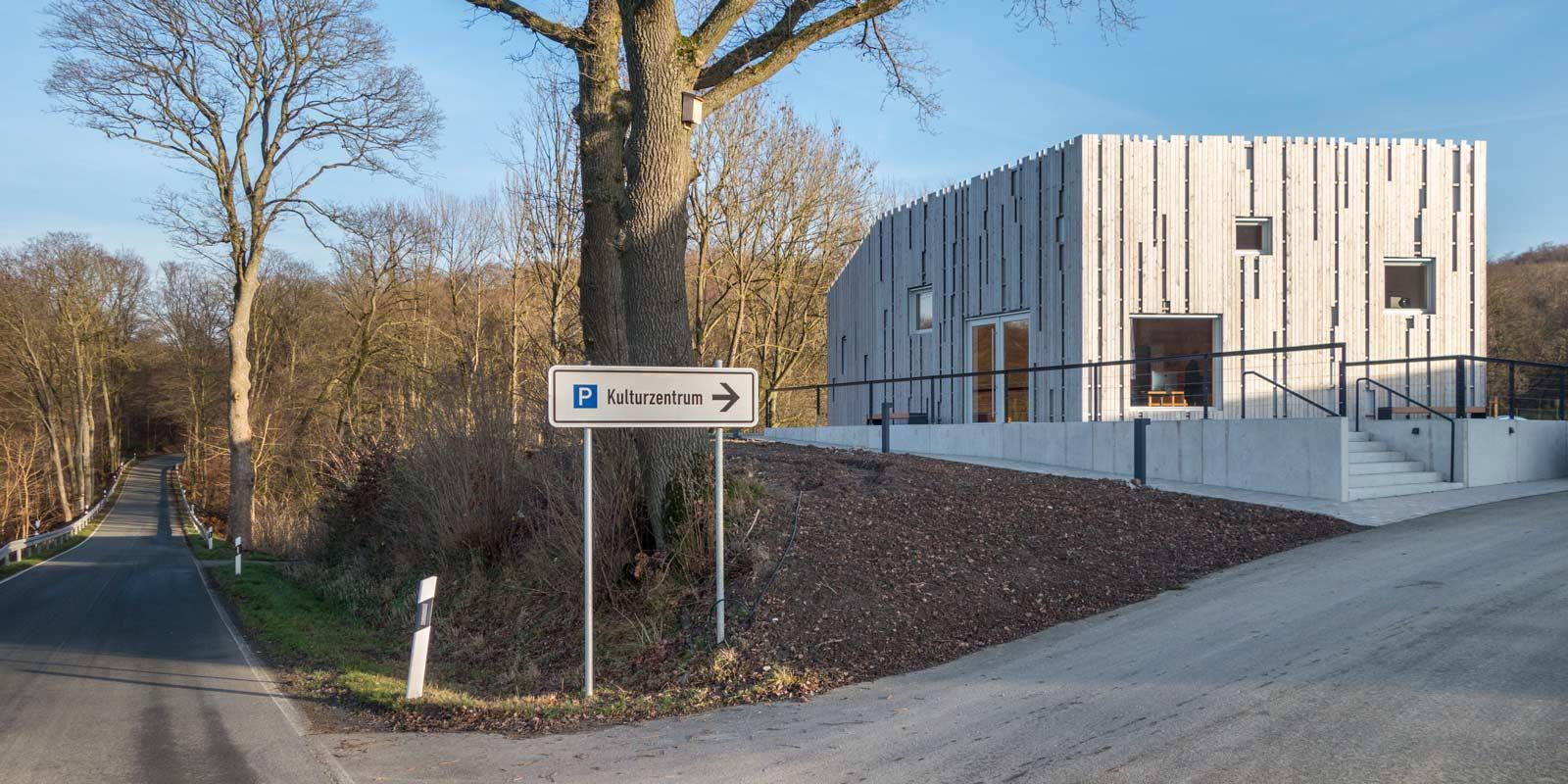 Forum Abtei Besucherzentrum Klosterregion